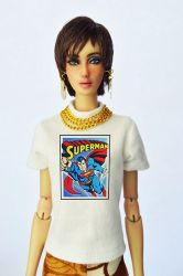 Emperis Unisex T-Shits Superman (Pre-Order closed)