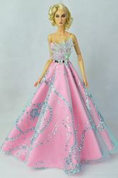 OOAK Pinkie Couture Dress (SOLD)