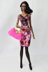 OOAK The Pink Radiant Couture Dress (SOLD)