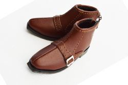 Basic Brown and Black footwear pack of 2 (Only few remaining)